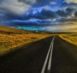 asfalt-yol-gormek