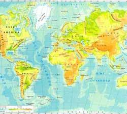 atlas-haritası