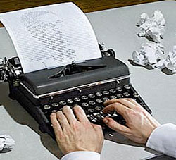 daktilo-yazmak